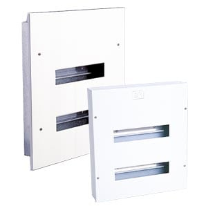 DIN Rail Enclosures - Metal